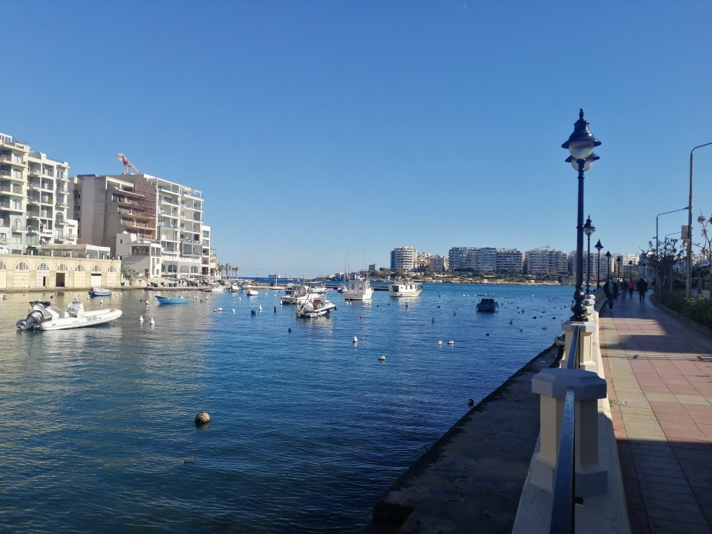 Sliema, ville de Malte - Twelve Magazine