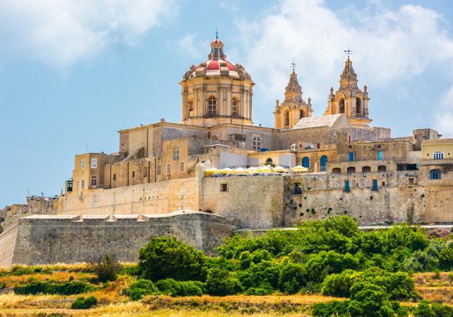 Mdina, la cité silencieuse, à Malte - Twelve Magazine