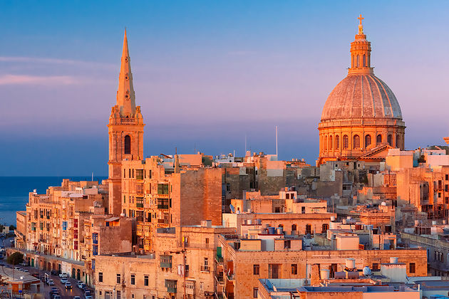 La Valette, capitale de Malte - Twelve Magazine