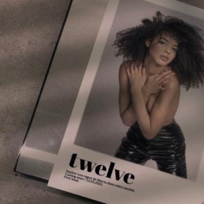 TWELVE MAGAZINE - editorial