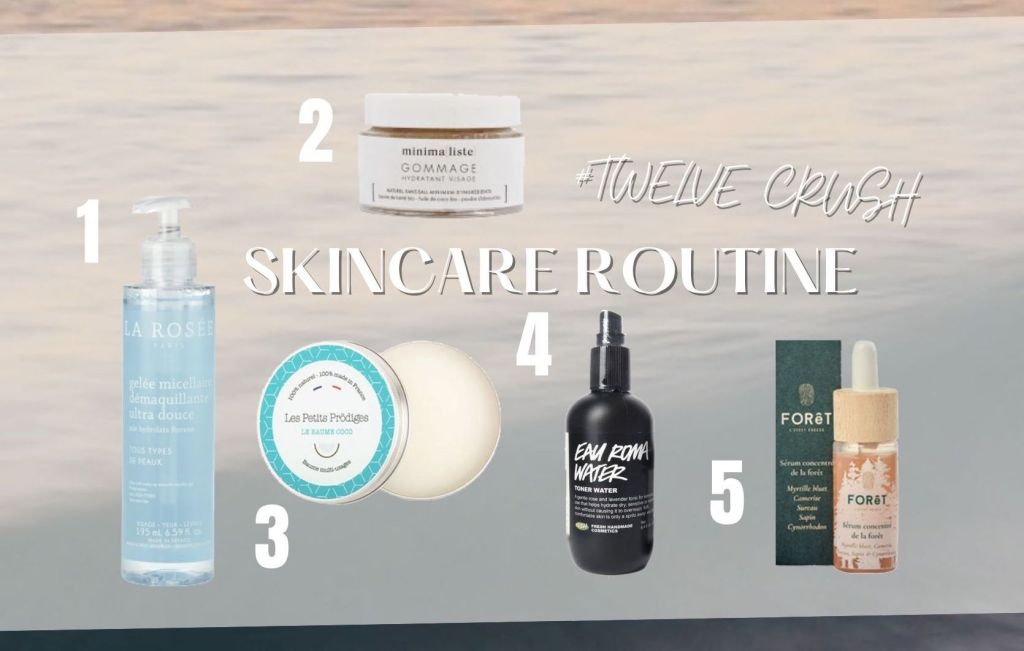 Une routine skincare responsable by Twelve Magazine