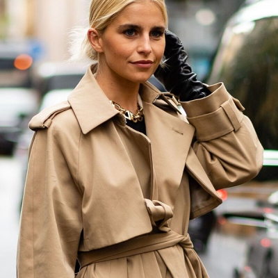 Le trench coat : la rentrée de l'incontournable - Twelve Magazine